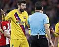 Piqué: 'Alles deed hem behoorlijk pijn, ik geloof hem wel'