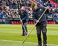 Eredivisie stopzetten mogelijk: