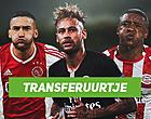 Foto: TRANSFERUURTJE: Ajax casht flink, smaakmaker wil naar PSV