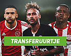 Foto: TRANSFERUURTJE: Last-minute megabiedingen bij Ajax en PSV