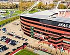 Foto: 'Weeralarm' voor AFAS Stadion en AZ-Ajax