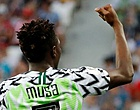 Foto: Musa schenkt Nigeria overwinning op IJsland, Argentinië leeft nog