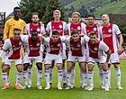 Foto: 'Meedenkend Ajax stuurt twee spelers naar de uitgang'
