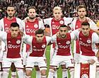 Foto: Ajax-fans totaal niet te spreken over opstelling: 'Wáárom toch?'