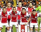 """Foto: Ajax-fans koken van woede om eigen speler: """"Er uit, nu!"""""""