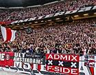 """Foto: Ajax-fans dromen van topaankoop: """"Hij heeft het gezegd"""""""