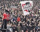 Foto: Ajax-fans hebben helemaal genoeg gezien: 'Een smet op dit seizoen'