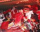 """Foto: Ajax-fans absoluut razend: """"Doe eens iets: levenslang verbannen!"""""""