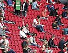 Foto: F-Side Ajax dreigt na knallend conflict: 'Wall of Shame' voor mede-supporters