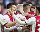 Foto: Ajax stevent af op waslijst aan clubrecords