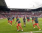 Foto: Supporters Ajax zijn het zat en eisen wissel: 'Hij speelt echt weer drama'
