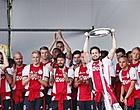 Foto: Huldiging Ajax bijna afgelast: 'Derde keer hadden we moeten ingrijpen'