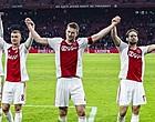 Foto: 'Ajax met onverwachte naam in opstelling tegen Bayern'