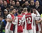 Foto: 'Eredivisie-clubs ergeren zich aan houding van Ajax'
