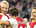 """Foto: Angstzweet breekt uit bij Ajax-fans: """"Zou zelfmoord zijn"""""""