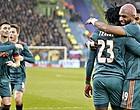 Foto: Denen zeer alert na bezoek van twee Ajax-scouts