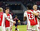 Foto: 'UEFA én collega-clubs grijpen in na opmerkelijke actie Ajax'