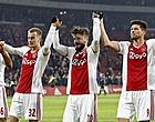 """Foto: Ajax-fans keihard tegen transfer: """"Gewoon nee"""""""