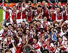 Foto: Ajax-fans zéér sceptisch over transfer: 'Lat moet hoger!'