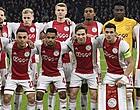"""Foto: Kijkers Ajax-Getafe gaan los op Ajacied: """"Wat heeft hij geslikt?"""""""