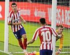 Foto: Razendsnelle goal Morata niet voldoende voor Atlético