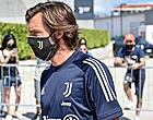 Foto: Pirlo en Kulusevski debuteren bij Juventus met overwinning