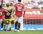 Foto: United incasseert in extremis sportief drama