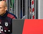 Foto: PSV laat zich zeer duidelijk uit over mogelijke komst Arjen Robben