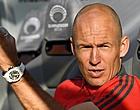 Foto: Robben heeft boodschap voor FC Groningen: 'Dat heb ik altijd gezegd'