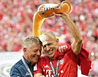 """Foto: 'Robben heeft voorkeur voor één club': """"Als hij blijft"""""""
