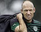 "Foto: ""Tegen Ajax of Feyenoord verdient Robben alle support"""