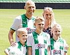 Foto: Groningen troeft Spurs en RB Leipzig af door Robben-mania