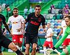 Foto: RB Leipzig schiet droom Atlético aan gort