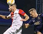 Foto: Tien Feyenoorders nemen punt mee uit Zagreb