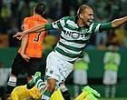 Foto: Sporting komt met slecht nieuws over Dost: 'Kan nog weken duren'