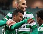 Foto: 'Bas Dost vertrekt voor opvallend laag bedrag bij Sporting'