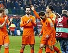 Foto: 'Oranje-international heeft laatste interland gespeeld'