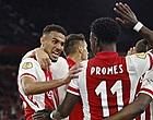 Foto: CL-playoffs achter de rug: Ajax kent alle mogelijke tegenstanders
