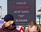 Foto: 'Ajax wil stoppen? Dan voetballen wij straks door als het kan'