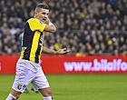 Foto: Zorgen voor Vitesse: 'Ik kan niet eens steunen op de enkel'