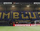 Foto: Spelers, staf en directie SC Cambuur tonen zich solidair