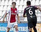 """Foto: Eiting gelooft in Ajax-doorbraak: """"Niet meteen een vuiltje aan de lucht"""""""