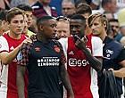 Foto: PSV-fans kotsen actie Ajax uit: 'Beetje de grote club uithangen..'