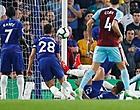 Foto: Chelsea laat dure punten liggen na vuurwerk in beginfase