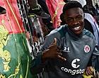 Foto: Feyenoord-aanwinst Conteh legt zijn merkwaardige bijnaam uit
