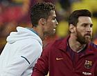 Foto: Ronaldo tegen Messi: 'Kom naar Italië en ga de uitdaging aan'