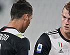 Foto: 🎥 Huh? Zo reageert Ronaldo op advies Sarri