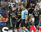 Foto: 'Huilende Ronaldo krijgt bizarre schorsing aan zijn broek'