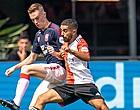 """Foto: """"Elke tegenstander heeft het gevoel dat er wat te halen valt bij Feyenoord"""""""
