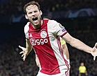 Foto: Grote verbazing over 'enorme Daley Blind-blunder'